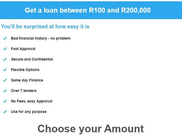 Loan Scammer - nicole@financialview.co.za